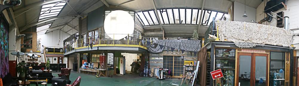 Vittoria Wharf Collective Workspace